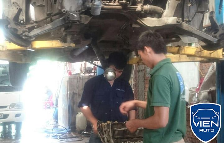 Sửa ô tô Lexus GX 470