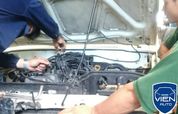Sửa ô tô Lexus ES 350