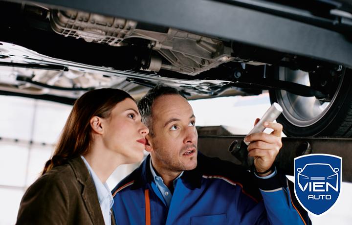 Sửa ô tô Lexus LS 600H