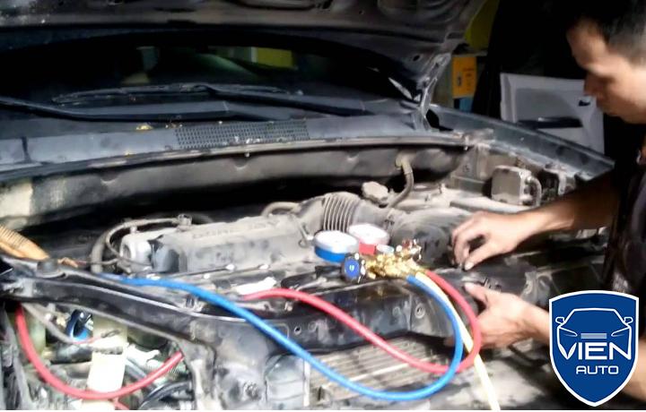 Sửa ô tô Lexus ES 300H