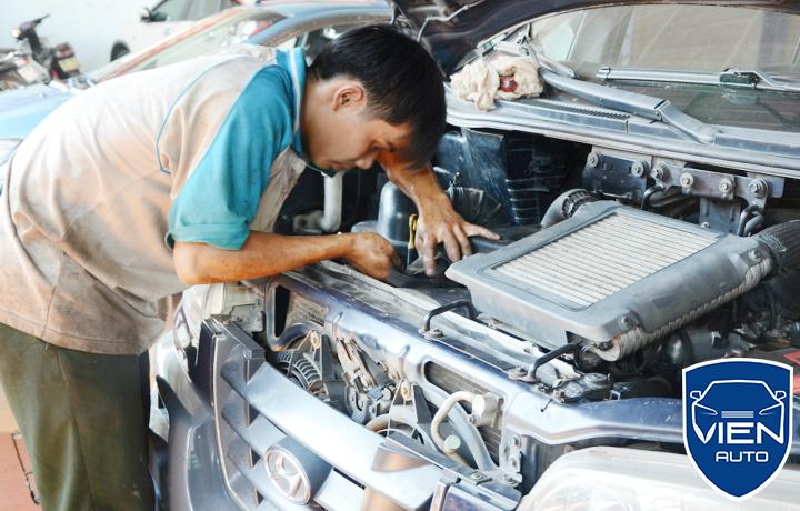 Sửa ô tô Lexus GS 430