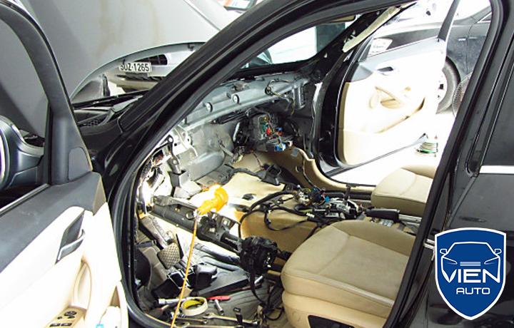 Sửa ô tô Lexus GS 460