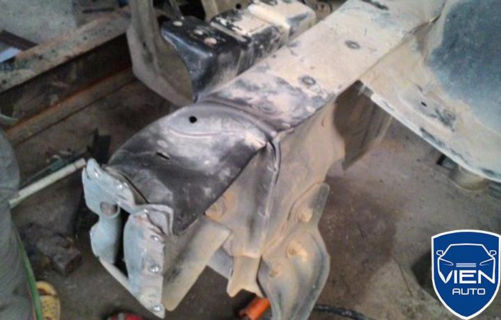 Sửa ô tô Lexus GX 460