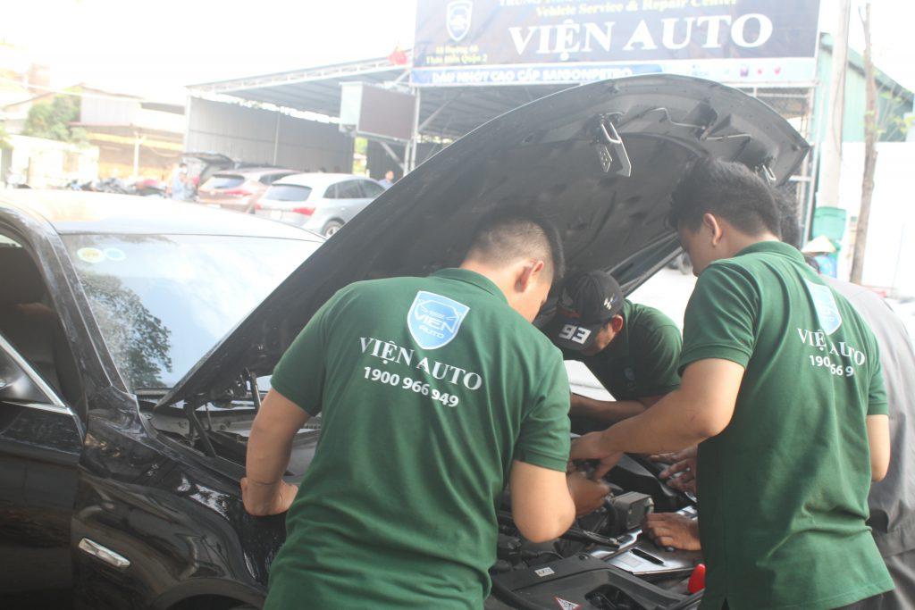 Sửa chữa Ô tô Jaguar