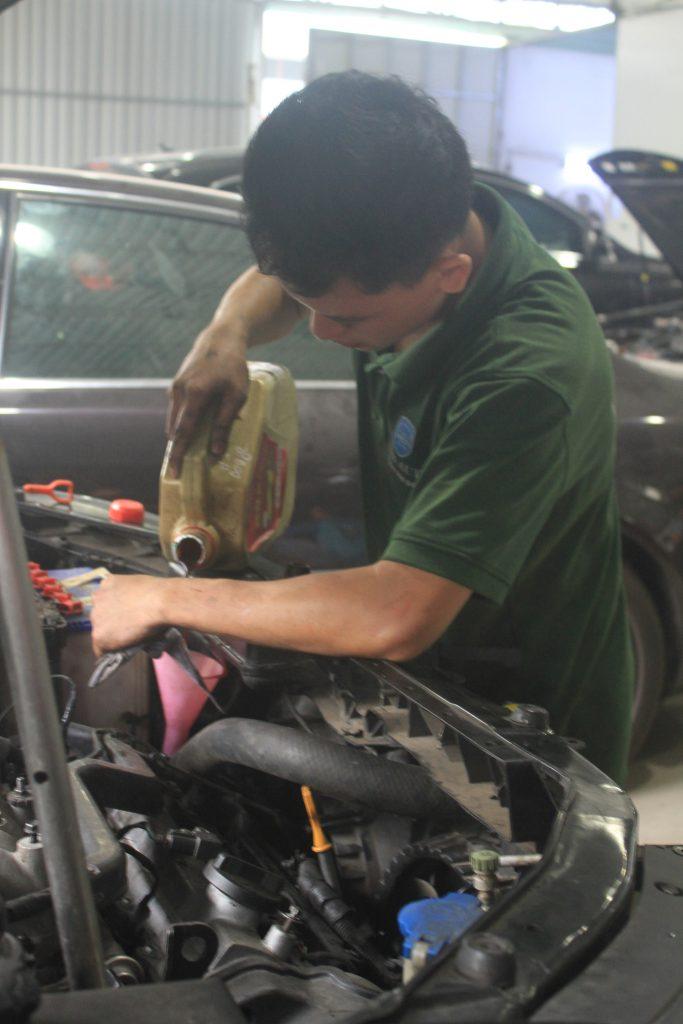 chuyên sửa hộp số Jaguar