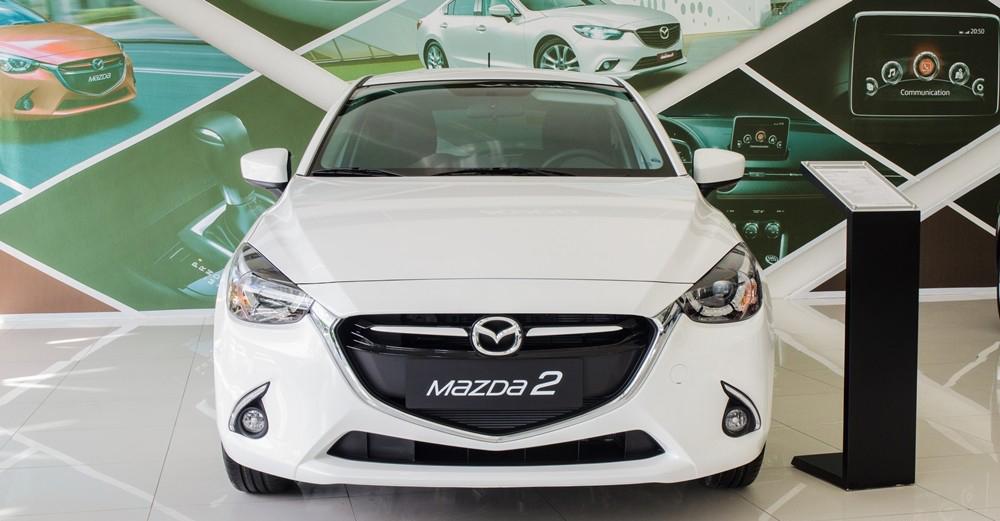 garage chuyên sửa ô tô Mazda uy tín
