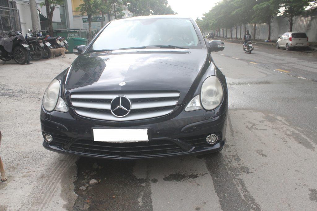 sửa ô tô Mercedes uy tín