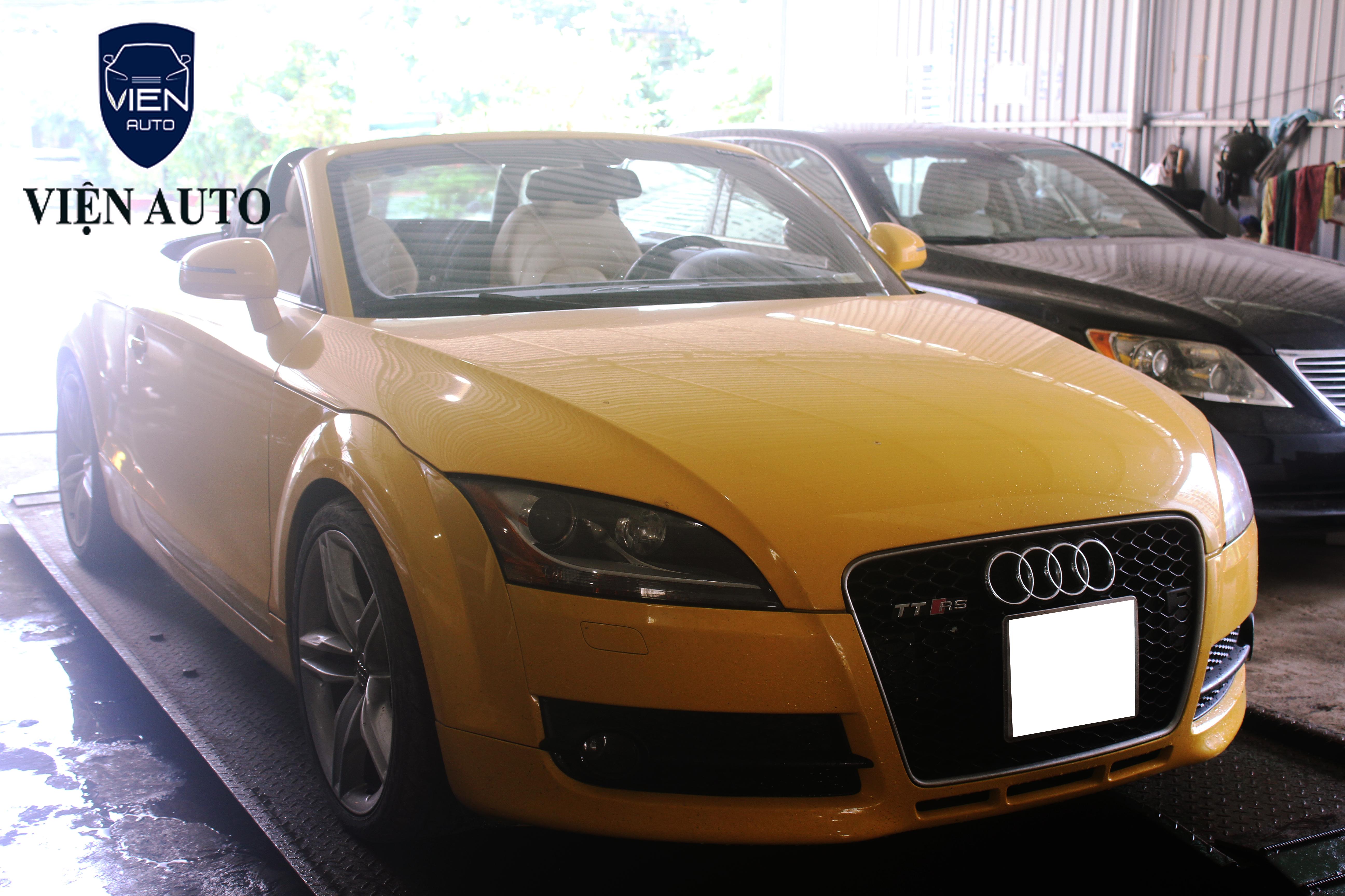 Viện Auto, trung tâm bảo hành và sửa chữa Audi uy tín